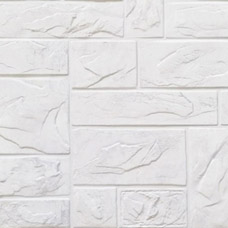White Stone Panel - vzorka